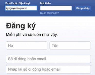 5 mẹo cần nhớ nếu không muốn mất Facebook