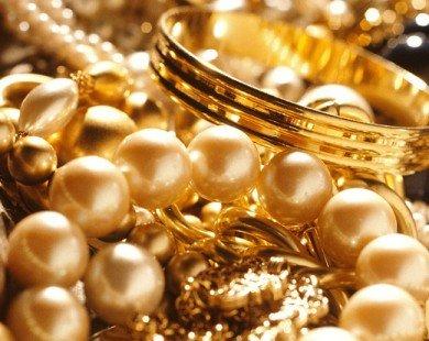 Giá vàng tăng theo xu hướng thế giới