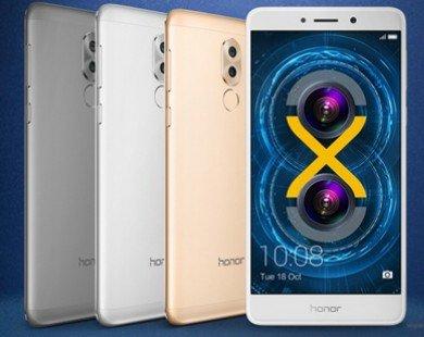 Honor 6X có camera kép, giá hời sẵn sàng lên kệ