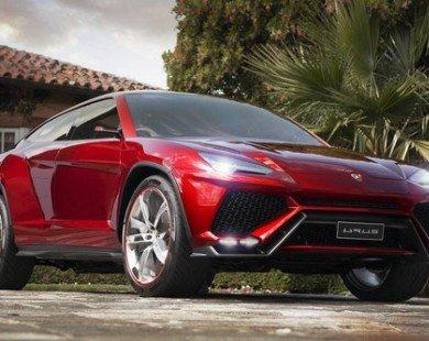 Lamborghini Urus sẽ là