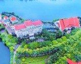 Nielsen teambuilding tại Sông Hồng Resort