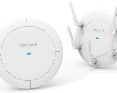 Samsung giới thiệu thiết bị kết nối Wi-Fi chịu tải