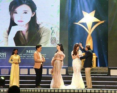 Trường Giang nhận cú đúp tại Giải thưởng Ngôi Sao Xanh 2016
