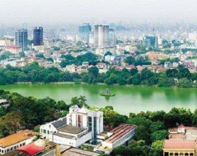 Hà Nội: Xây dựng đề cương chương trình phát triển đô thị thành phố