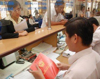 Hà Nội: công tác cấp sổ đỏ hoàn thành 95,5% kế hoạch