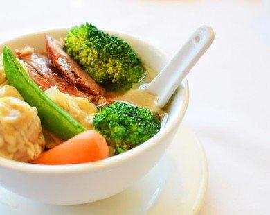 7 món ăn đường phố ngon nhất châu Á