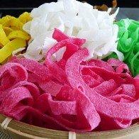 Cách tạo màu cho mứt dừa bằng nguyên liệu thiên nhiên, dễ tìm giá rẻ