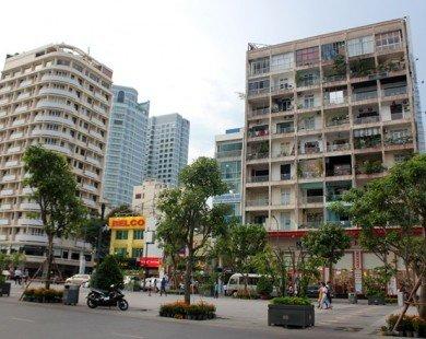 Giá chung cư cũ khu trung tâm tăng 10-20%