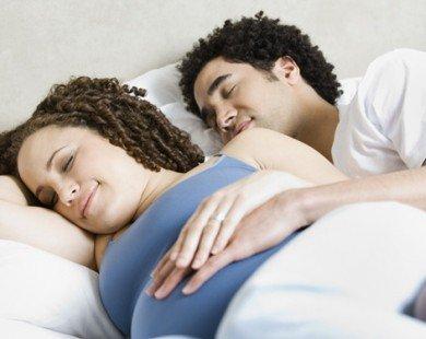 Tiết lộ suy nghĩ của chồng về chuyện ấy lúc vợ mang thai