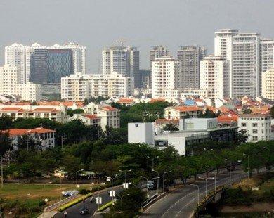 Tp.HCM: Bán đất công để tạo nguồn vốn phát triển hạ tầng giao thông
