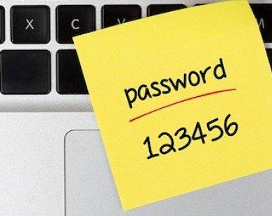 25 password tệ hại nhất trong năm 2016