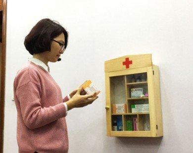 Trữ thuốc, phòng bệnh ngày Tết – Thói quen mới của người Việt