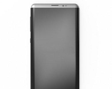 Samsung Galaxy S8 thiết kế 3D cực đẹp