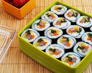12 món ăn xuất hiện là 'chảy nước miếng' trong phim Hàn