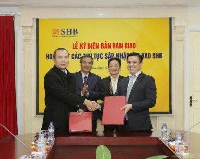 VVF chính thức bàn giao và sáp nhập vào Ngân hàng Sài Gòn-Hà Nội