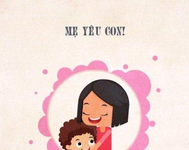 Biến con trở thành đứa trẻ vui vẻ, hạnh phúc nhất nhờ 9 câu nói thần kỳ