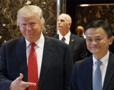 3 điểm tương đồng giữa Donald Trump và Jack Ma