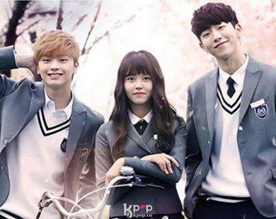 10 bộ phim Hàn Quốc về tình yêu tuổi học trò hay nhất mọi thời đại