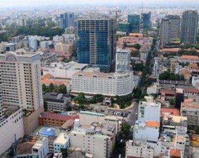 Tp.HCM: Việc xây dựng cao ốc trong nội đô phải được kiểm soát chặt chẽ