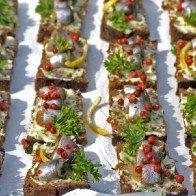 Những món ăn đường phố nóng hổi ở châu Âu