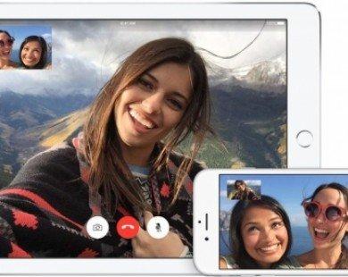 iOS 11 sẽ có tính năng gọi nhóm video FaceTime