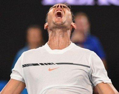 Australian Open: Nadal quyết phục thù, tay vợt Mỹ lại gây sốc