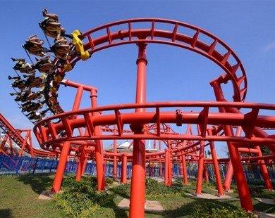 Chơi Tết tại công viên chủ đề lớn nhất Đông Nam Á ở Hạ Long