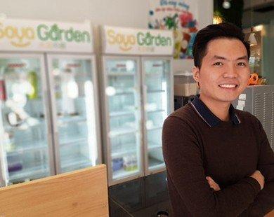 8X đa năng quyết khởi nghiệp với đậu nành Singapore