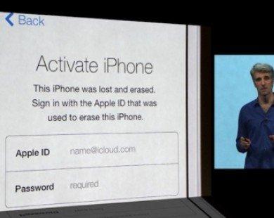 Nguyên nhân nào khiến Apple loại bỏ tính năng chống trộm của iPhone