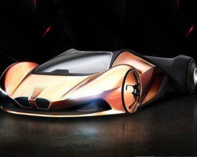 Lộ diện thiết kế siêu xe BMW M1 Shark