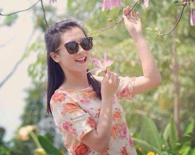 Phong cách ngọt ngào của nữ BTV mới nhất tại bản tin thời sự VTV