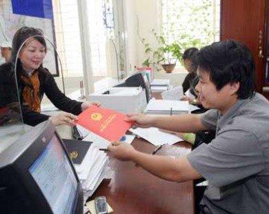 Quy định mới về việc cấp giấy chứng nhận đăng ký biến động đất đai
