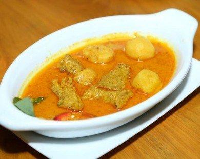 Cách nấu món chay đơn giản: Cà ri bò chay