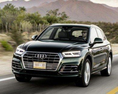 Audi Q5 2017 có giá từ 1 tỷ đồng