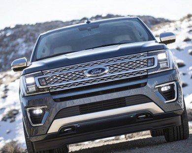 Ford Expedition 2018 - Chiếc SUV nâng cấp mạnh mẽ