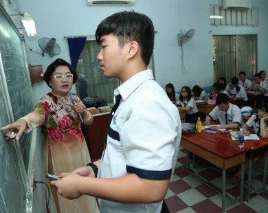 Bộ Giáo dục và Đào tạo lưu ý việc ôn tập thi trung học phổ thông