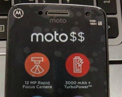 Lộ thiết kế và cấu hình Motorola Moto G5 Plus