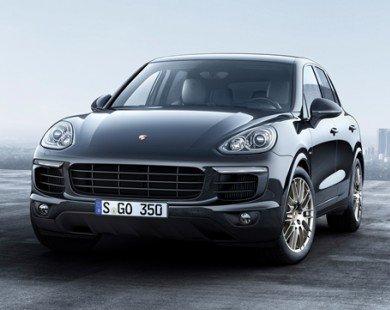 Porsche ra mắt Cayenne Phiên Bản Platinum