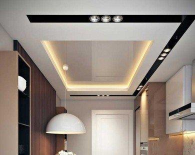 8 mẫu phòng bếp đẹp xuất sắc và đầy đủ tiện nghi dù chỉ rộng 8m2