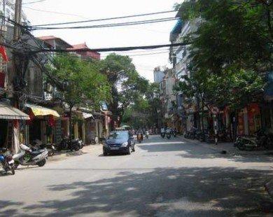 Hà Nội giao gần 1.700m2 đất xây khu tập thể Văn phòng Trung ương Đảng