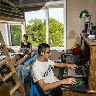 Vì sao nhà giàu Trung Quốc chuộng du học Mỹ?