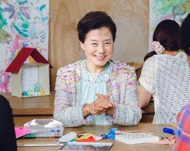 Nhật Bản có nữ tỷ phú tự thân đầu tiên