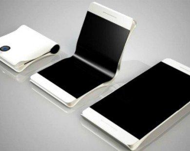 Smartphone gập lại của Samsung sẽ không được ra mắt năm nay
