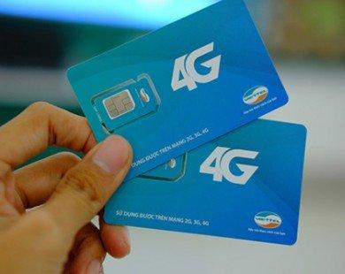 Hướng dẫn chi tiết đăng kí miễn phí và sử dụng SIM 4G