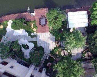 Vườn nhà trăm tỷ xa xỉ bậc nhất của đại gia Trung Quốc