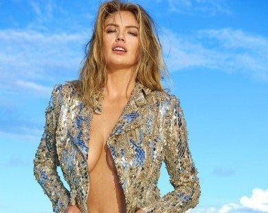"""Siêu mẫu áo tắm """"đắt nhất hành tinh"""" nóng bỏng trên đảo vắng"""
