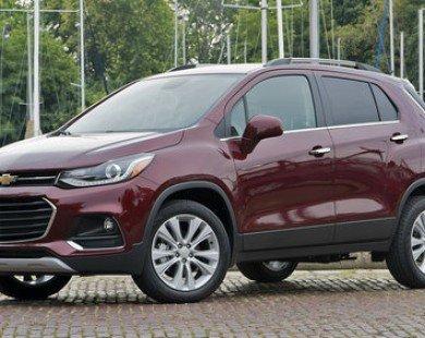 Chevrolet Trax chốt giá 769 triệu đồng tại Việt Nam