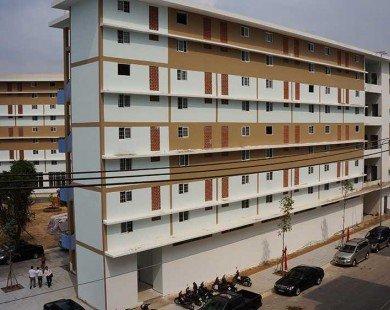 Sẽ triển khai xây dựng 15 khu nhà ở giá rẻ dành cho công nhân