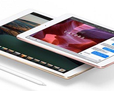 Video quảng cáo mới của Apple iPad Pro