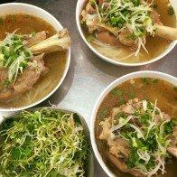 Bún chìa - món ăn dân dã nổi tiếng ở phố núi Buôn Mê Thuột
